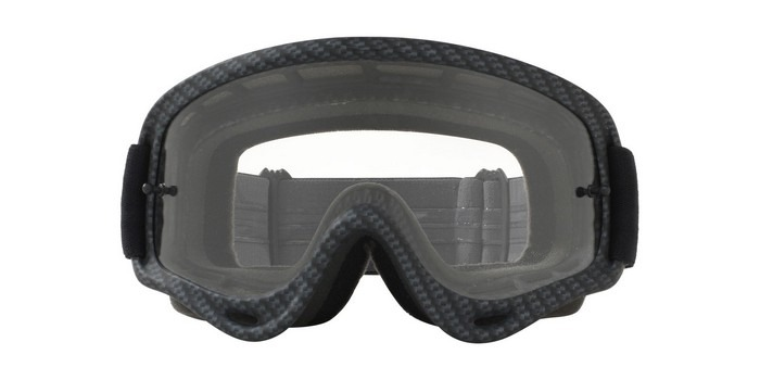 Oakley o frame goggle matte carbon - clear lens - oo702955 1