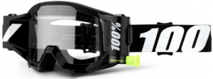 100% Accuri Forecast YOUTH Goggle Tornado – Clear Lens