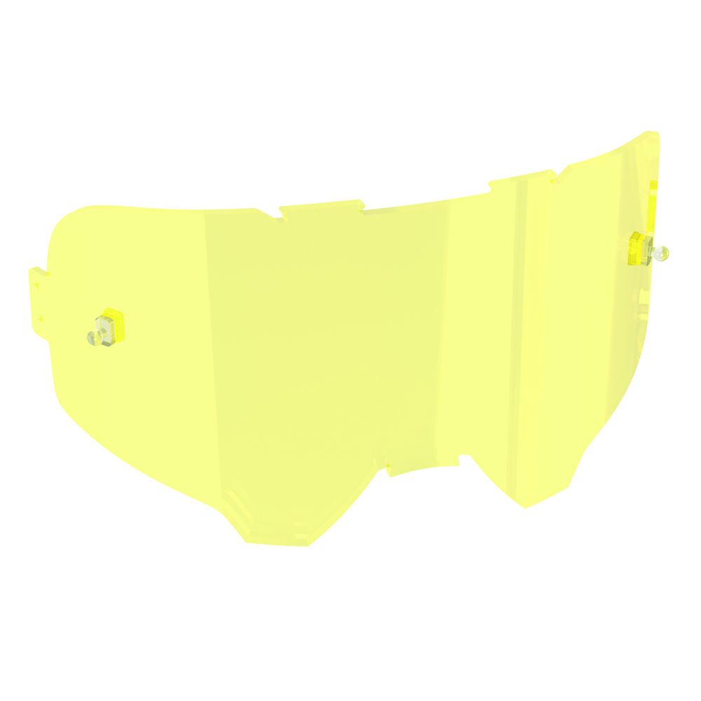 Leatt velocity 6. 5 genuine replacement lens yellow - lbr ggl ylw70