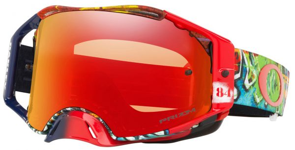 Oakley airbrake mx goggle jeffrey herlings graffito rwb - torch prizm lens - 0oo7046  704684 e1558424283728