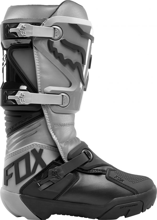 Fox Comp X Enduro Boot Grey - 24012 006 2
