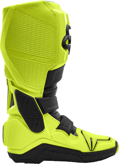 Fox instinct boot fluorescent yellow - 24448 130 3