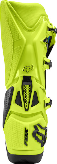 Fox instinct boot fluorescent yellow - 24448 130 4
