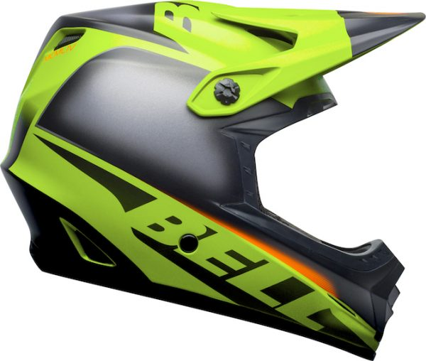 2020 Bell YOUTH Moto-9 MIPS Glory Helmet Matte Green/Black/Infrared - bell moto 9 youth mips dirt helmet glory matte green black infrared right