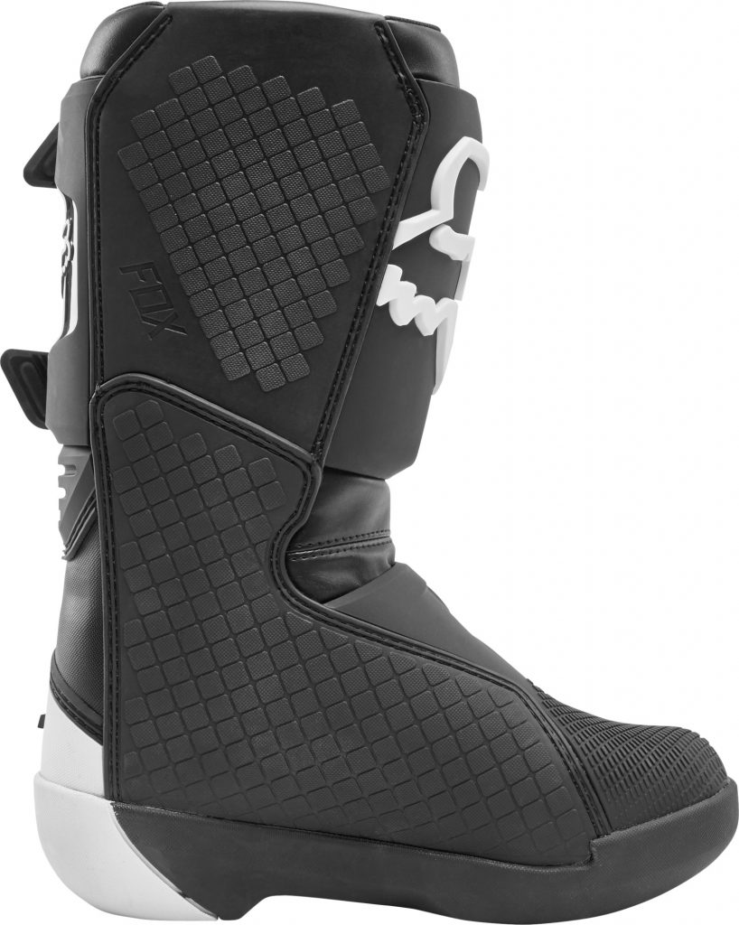 2020 fox comp youth boot black - 24014 001 3