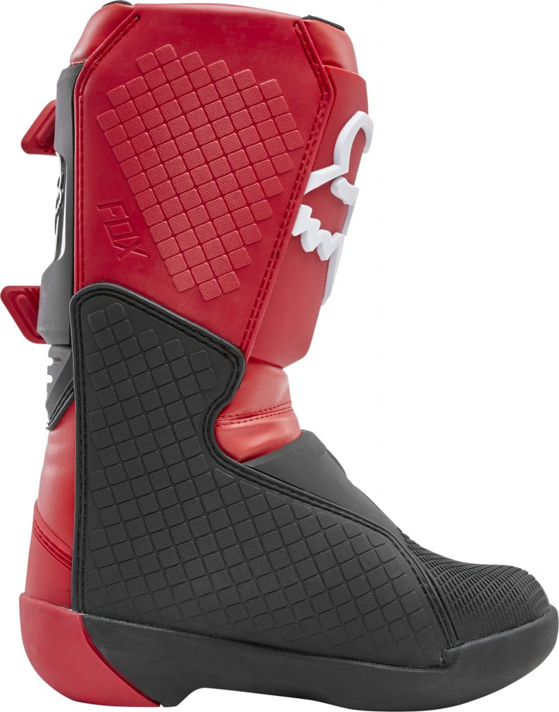 2020 fox comp youth boot flame red - 24014 122 3