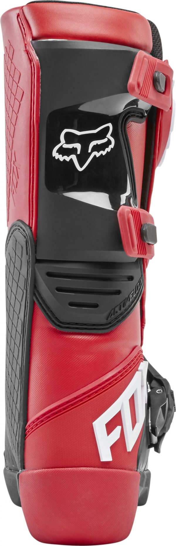 2020 Fox Comp YOUTH Boot Flame Red - 24014 122 4