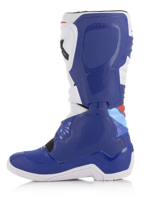 Alpinestars Tech 3 Boots Blue/White/Red - A1301872309 2
