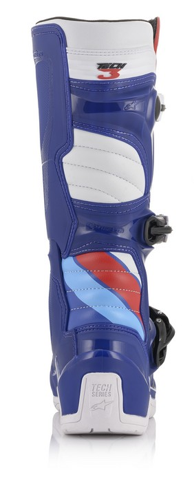 Alpinestars Tech 3 Boots Blue/White/Red - A1301872309 4