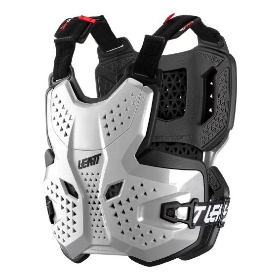 Leatt 3.5 Chest Protector White -