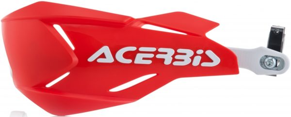 Acerbis x-factory handguards red/white - 0022397 343