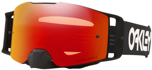 Oakley Front Line MX Goggle Factory Pilot Black - Torch Prizm Lens - 0OO7087 708749 scaled