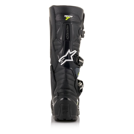 Alpinestars Tech 7 Enduro DRYSTAR Boot Black/Grey - A1262010609 4