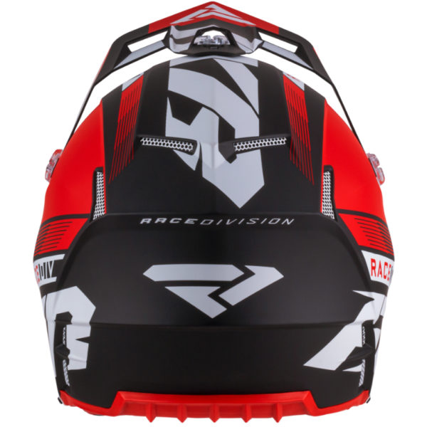 2021 fxr clutch boost helmet red - clutchboost helmet red 210619  2000 back