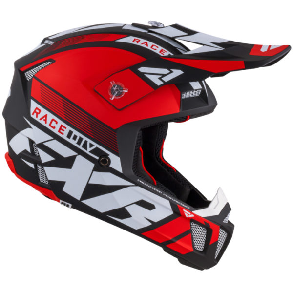2021 fxr clutch boost helmet red - clutchboost helmet red 210619  2000 right