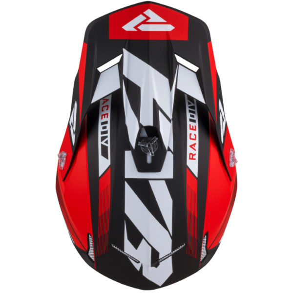 2021 fxr clutch boost helmet red - clutchboost helmet red 210619  2000 top