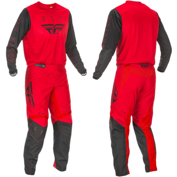 2021 Fly F-16 YOUTH Kit Combo Red/Black - F 16 ComboRed