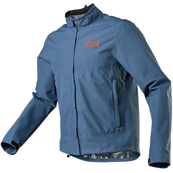 2021 fox legion packable jacket blue steel - 26275 305 1