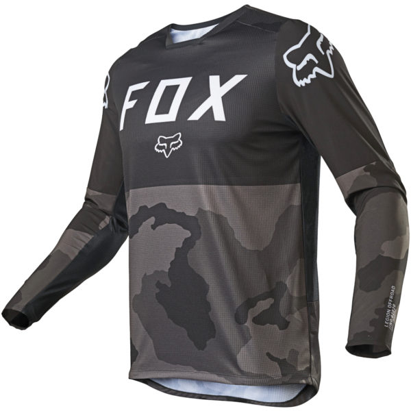 2021 Fox Legion LT Jersey Black Camo - 26454 247 1