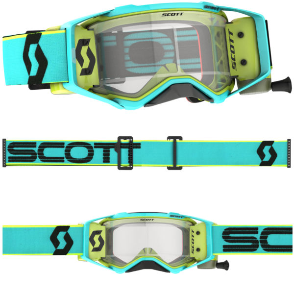 2021 scott prospect wfs goggle blue teal/yellow - 2728226798113c