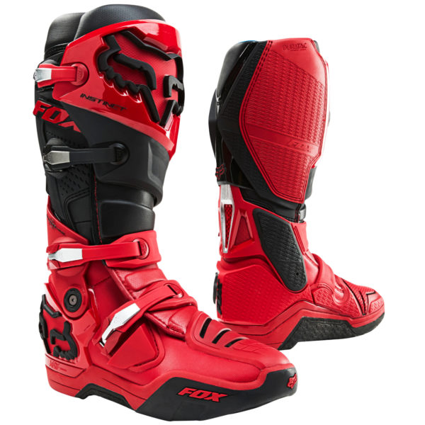 2021 fox instinct boot red/black - 27463 055 1
