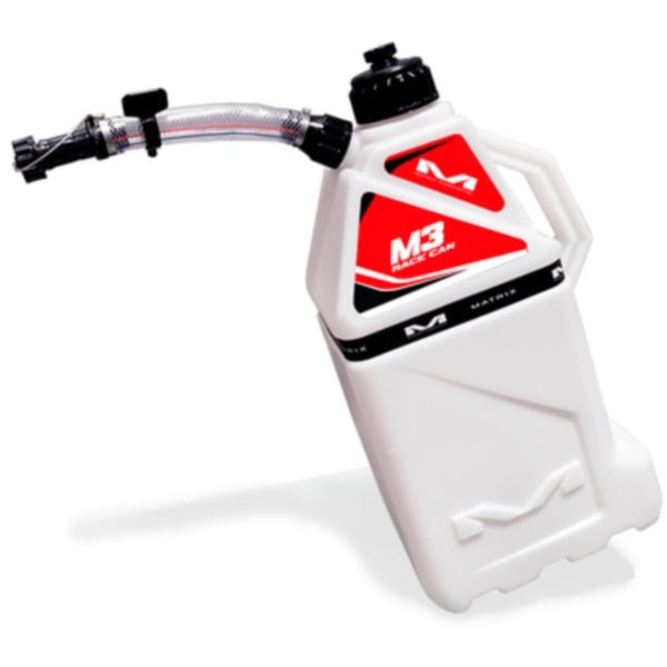 Matrix M3 Utility Can 15 Litre - Red - red