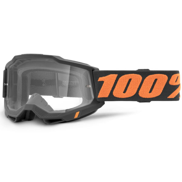 2021 100% accuri 2 goggle chicago - clear lens - 50221 101 13 1
