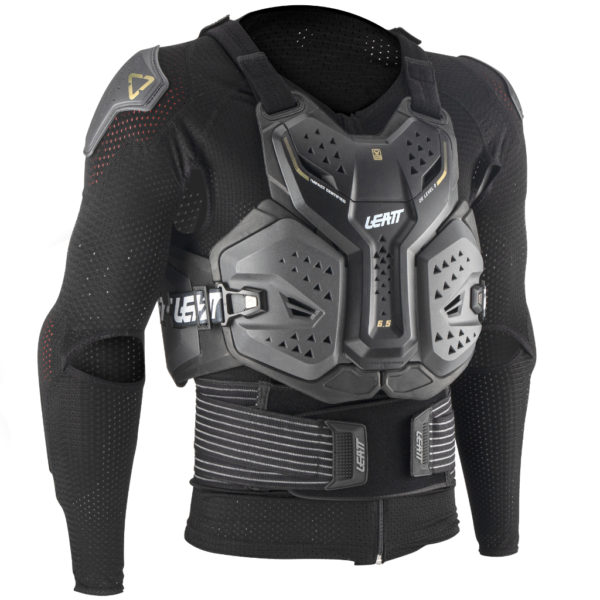 Leatt 6.5 Body Protector Graphene - Leatt BodyProtector 6.5 frontRight 5021400100
