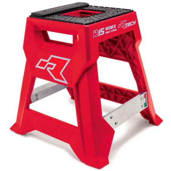 Rtech R15 Bike Stand Red Red -