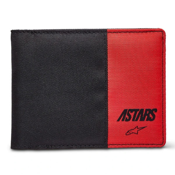 Alpinestars mx wallet black/red - 1230 92634 1030