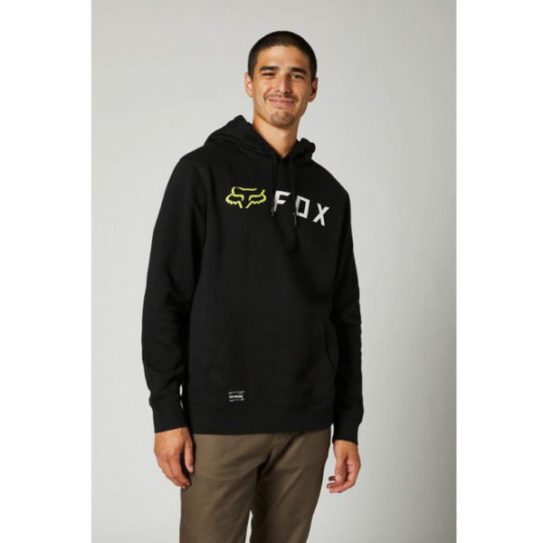 Fox apex pullover fleece - black - 25954001 1