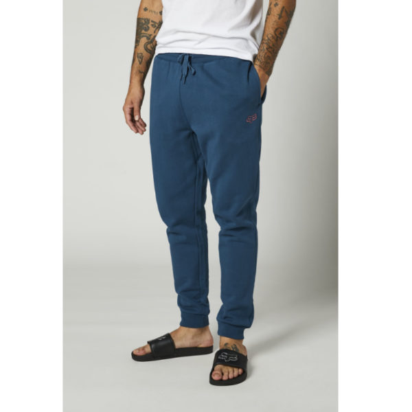 Fox lolo fleece pant - dark indigo - 27506 203 1