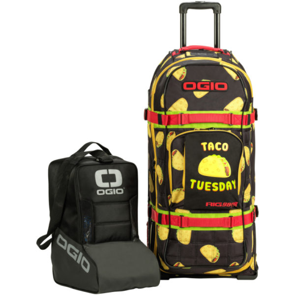 Ogio 9800 pro gear bag - taco tuesday - uob8006