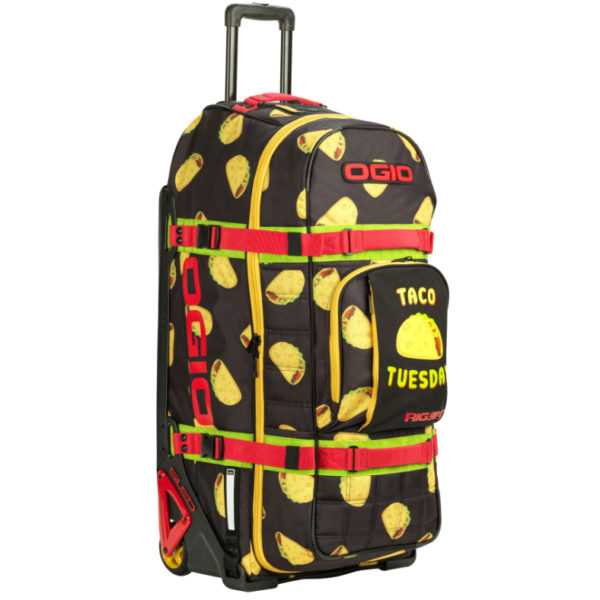 Ogio 9800 pro gear bag - taco tuesday - uob8006 2