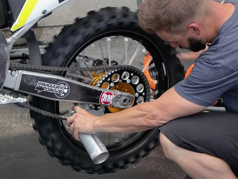 protecting-a-motocross-bike How to Wash a Motocross Bike
