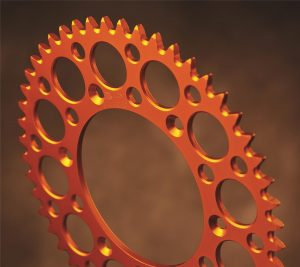 Renthal Orange Rear Sprocket KTM SX/SXF/EXC/EXCF