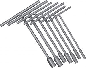 Motion Pro  T-Handle Sockets - Set of 7