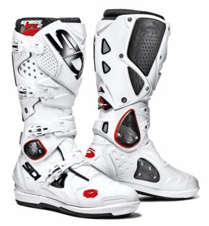 2017 Sidi Crossfire 2 SRS Boot White/White