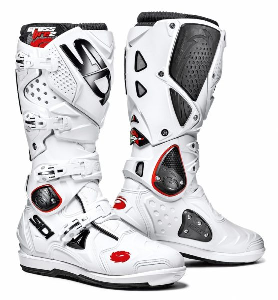 2016 Sidi Crossfire 2 SRS Boot White/White