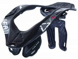 2018 Leatt GPX 5.5 Neck Brace Black