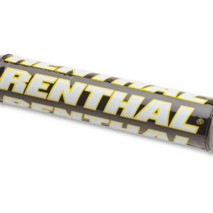 Renthal Team Issue SX Bar Pad Black/White/Yellow