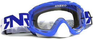 Rip N Roll Hybrid Tear Off Goggle Nobo Blue