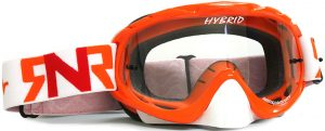 Rip N Roll Hybrid Tear Off Goggle Seville Orange