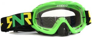 Rip N Roll Hybrid Tear Off Goggle Green