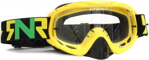 Rip N Roll Hybrid Tear Off Goggle Yellow