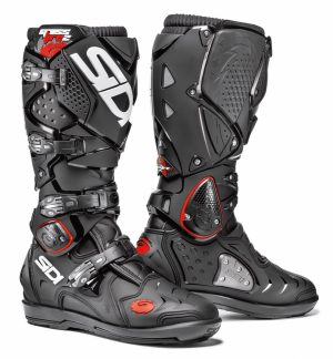 2017 Sidi Crossfire 2 SRS Boot Black/Black