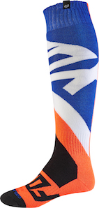 2017 Fox Coolmax Creo Thick Socks Orange