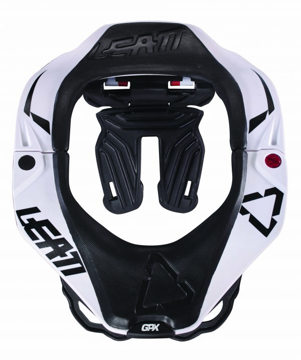 2017 Leatt GPX 5.5 Neck Brace White