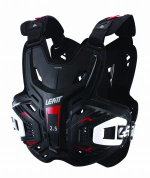 2017 Leatt 2.5 Chest Protector Black