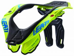 2018 Leatt GPX 5.5 Neck Brace Lime